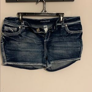Maurices Jean shorts